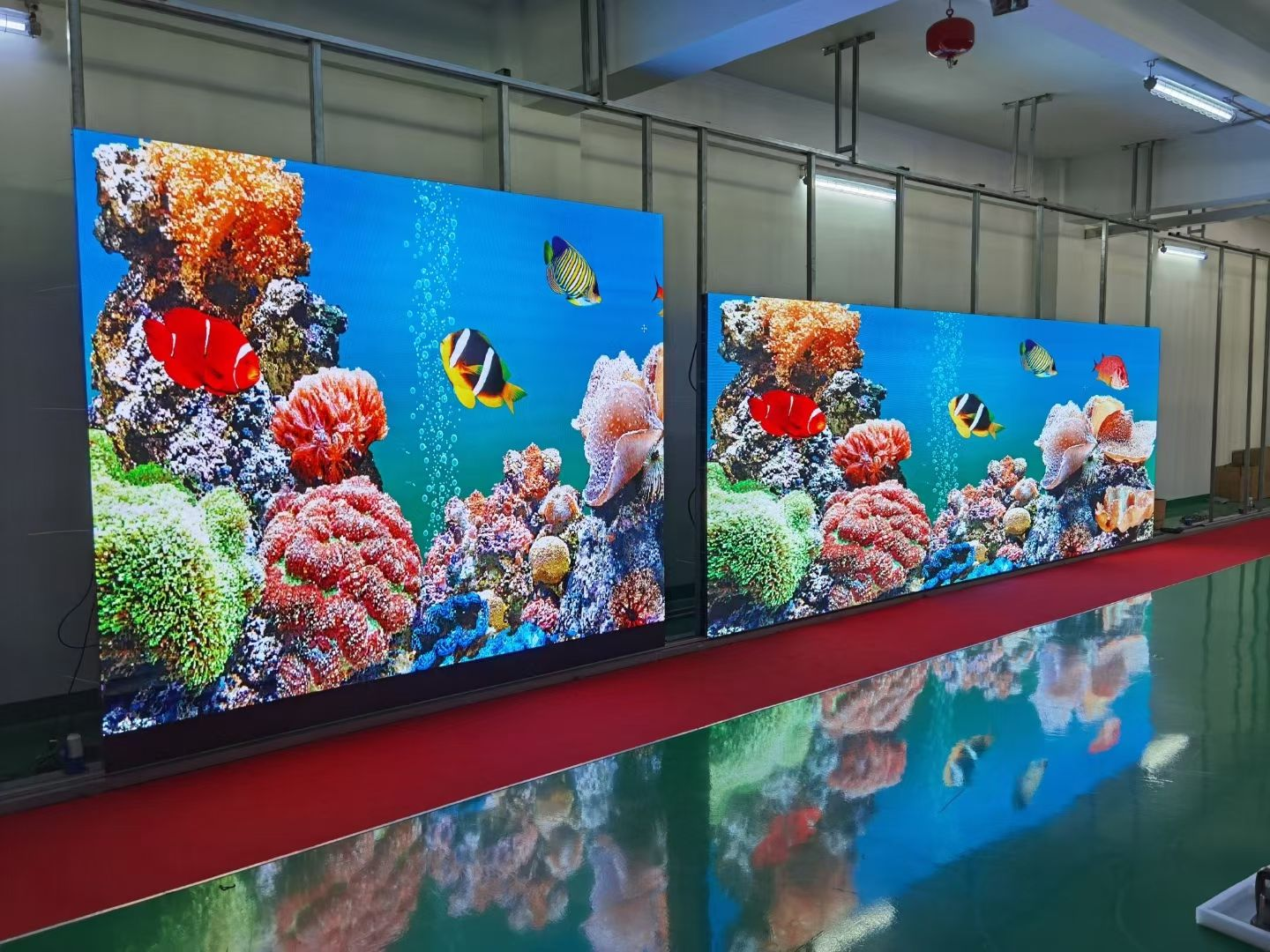 small pixel pitch led display (1)